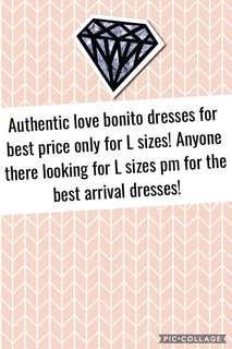 Authentic love bonito