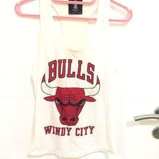 Forever 21 - NBA Collection - Chicago Bulls Tank