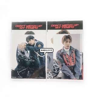 🚚 [INSTOCKS] EXO Love Shot Sum Photo + Postcard