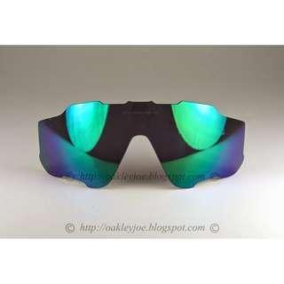 🚚 Oakley Jawbreaker Replacement Lens Kit jade iridium 101-352-003 sunglass shades