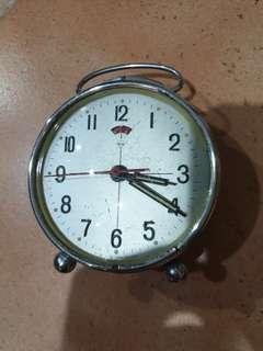 Vintage Diamond  Alarm Clock