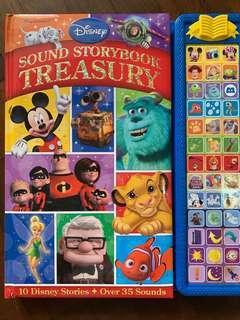Disney Sound storybook