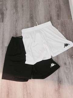 Authentic kappa shorts BNWT
