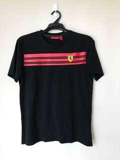 Authentic Ferrari Black Shirt
