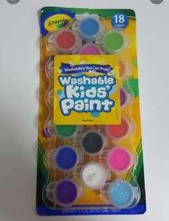 Washable Kids' Paint