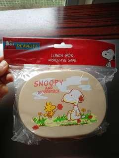 Snoopy飯盒