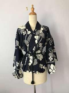 Vintage Japanese Kimono / Kimono Jepun Vintage