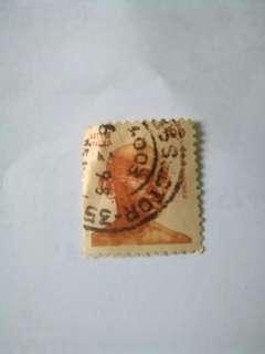 Perangko India Antik