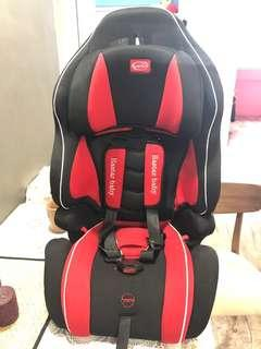 Rastar authentic baby child car safety seat chair