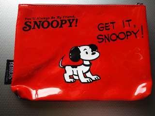 Snoopy拉鍊袋