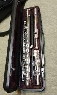 🚚 YAMAHA雅馬哈 YFL-212SL 長笛+ 背帶