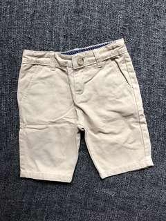 Just Jeans khaki shorts (4T)