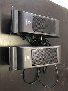 Logitech S-100 Speaker System
