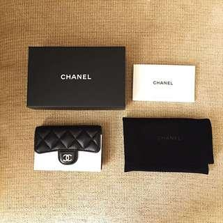 New! Chanel Classic Cardholder