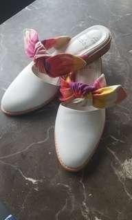 台湾真皮手工舒適鞋