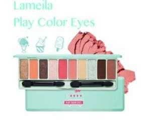 Lameila Play color Eyes