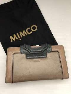 Large Mimco Wallet Travel
