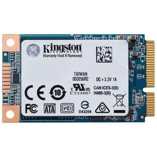 《SUNLINK》金士頓 Kingston UV500 mSATA 480GB SSD SUV500MS/480G