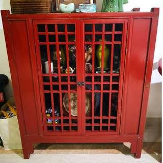 Genuine 120 years old Chinese cabinet