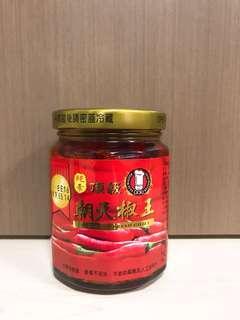純素·特級廚師頂級朝天椒王390g