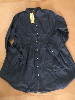 🚚 Blue Denim Jacket