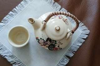 Japanese Teapot /cup