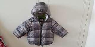 Gap jacket 12-18months