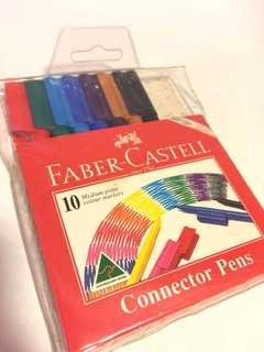 Faber Castell Markers 水筆( made in australia)