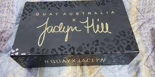 Jaclyn Hill x Quay Sunglasses PR package