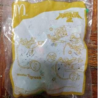 McDonald's Kung Fu Panda 2, Master Tigress 2011 #APR10