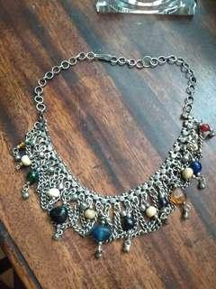 💯ANTIQUE NECKLACE FROM INDONESIA➕