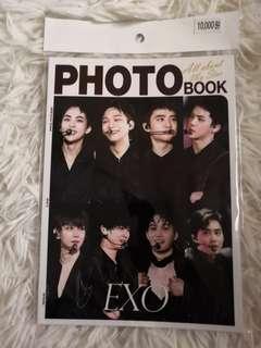 EXO PHOTOBOOK