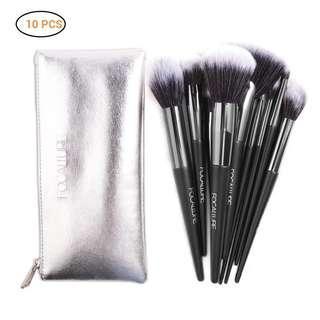 Rose Romance 12 Piece Brush Set by BH Cosmetics #11