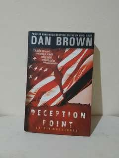 #payday Novel Deception Point Dan Brown