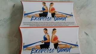 BN exercise band x 2unit selling only sgd5!