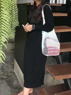 Long dress Monki