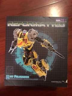 變形金剛 MMC reformatted Transformers Predaking 6盒裝 5盒未開封