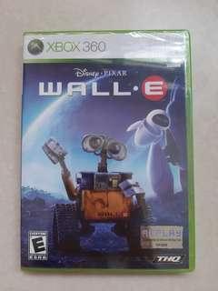 🚚 Xbox 360 Game Wall.E