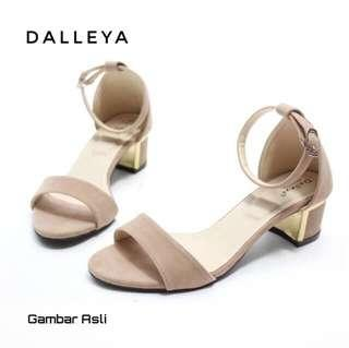 Dalleya shoes warna cream