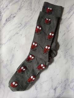 🚚 Spiderman Marvel Superhero Long Socks