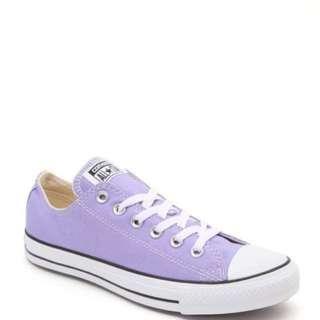 lilac purple converse