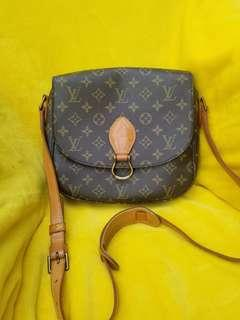 Authentic Louis Vuitton St. Cloud Gm