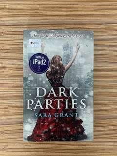 Dark Parties by Sara Grant (YA FANTASY)
