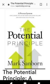 New Hardback book: The Potential Principle