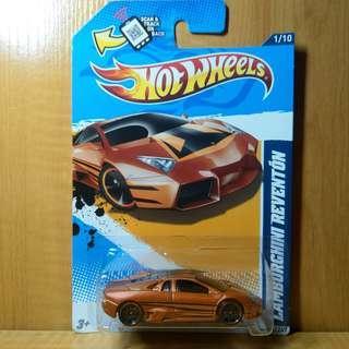 Hotwheels Lamborghini Reventon