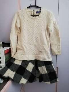 Burberry winter dress