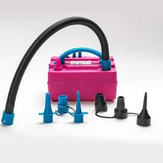 $55! Electric Balloon Pump for All Balloons, Swimming Floats and Inflatable Beds