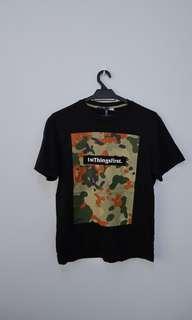 H&M Divided Basic Printed Tshirt