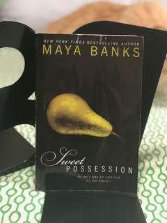 🚚 Sweet Possession by Maya Banks