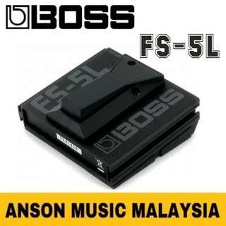 Boss FS-5L Foot Switch Latch